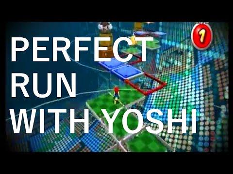 Super Mario Galaxy 2 - The Perfect Run With Yoshi