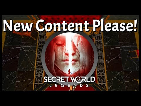 Secret World Legends: Where Is The New Content?