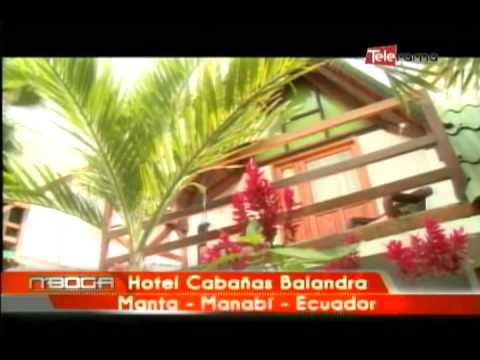 Hotel Cabañas Balandra Manta - Manabí - Ecuador