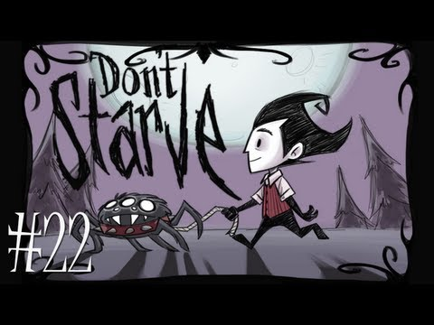 BEES SAVE MY ASS - Let's Play - Don't Starve - 22