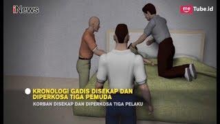 Berawal Kenalan di Sosmed, Gadis Belia Diperkosa 3 Pria - Police Line 13/01