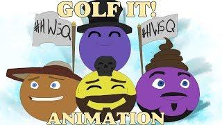 HWSQ - Golf it! Animation