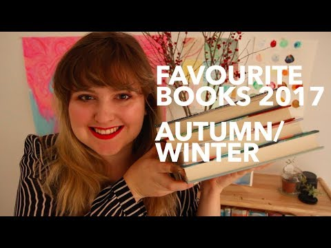 Favourite Books 2017 Autumn/Winter | Rosianna