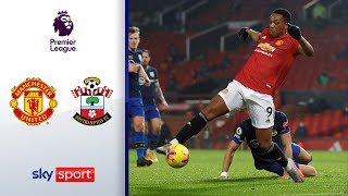 WAHNSINN - Red Devils stellen Rekord ein! | Man United-Southampton 9:0 | Highlights - Premier League
