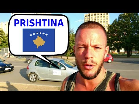 PRISHTINA 2017 - The Capital Of KOSOVO