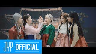 """Gambar cover ITZY """"Not Shy"""" Dance Practice (Hanbok Ver.)"""