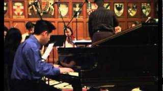 Chinese piano music  (Eastern Winds - original composition - live)