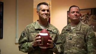 82nd Airborne Army Navy Spirit Video
