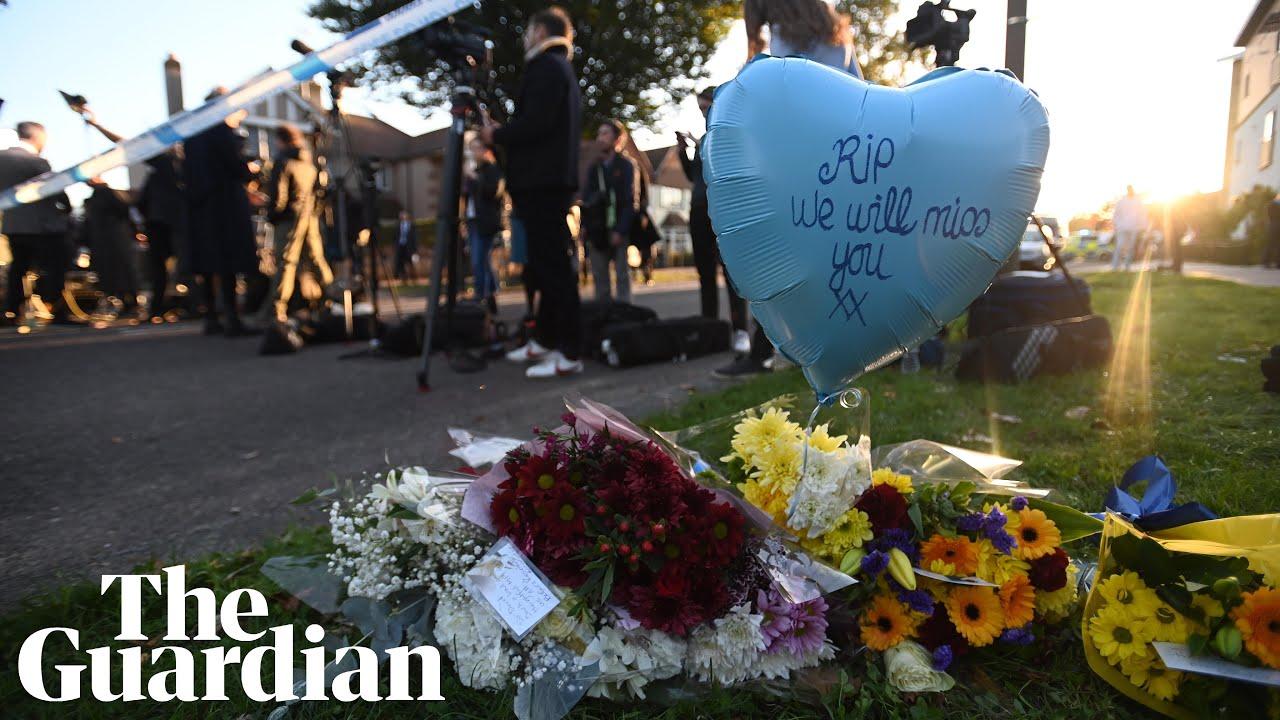 Fatal Stabbing of British Lawmaker David Amess Was Terrorism ...