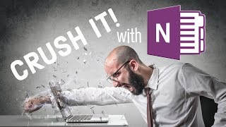 Microsoft OneNote - 2018 Detailed Tutorial