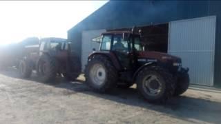 New Holland M135 vs Fiat Agri 160