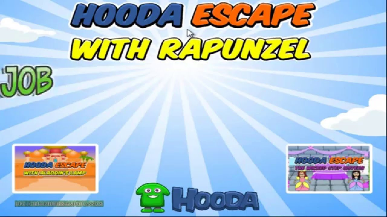 Hooda Math Escape With Rapunzel Hd Walkthrough Youtube