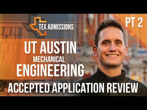 Reviewing and Scoring a Real UT-Austin Application Part 2