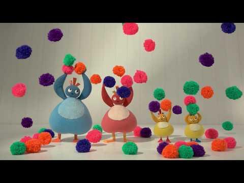 Twirlywoos en Français: Doux | 118 | animation pour les enfants