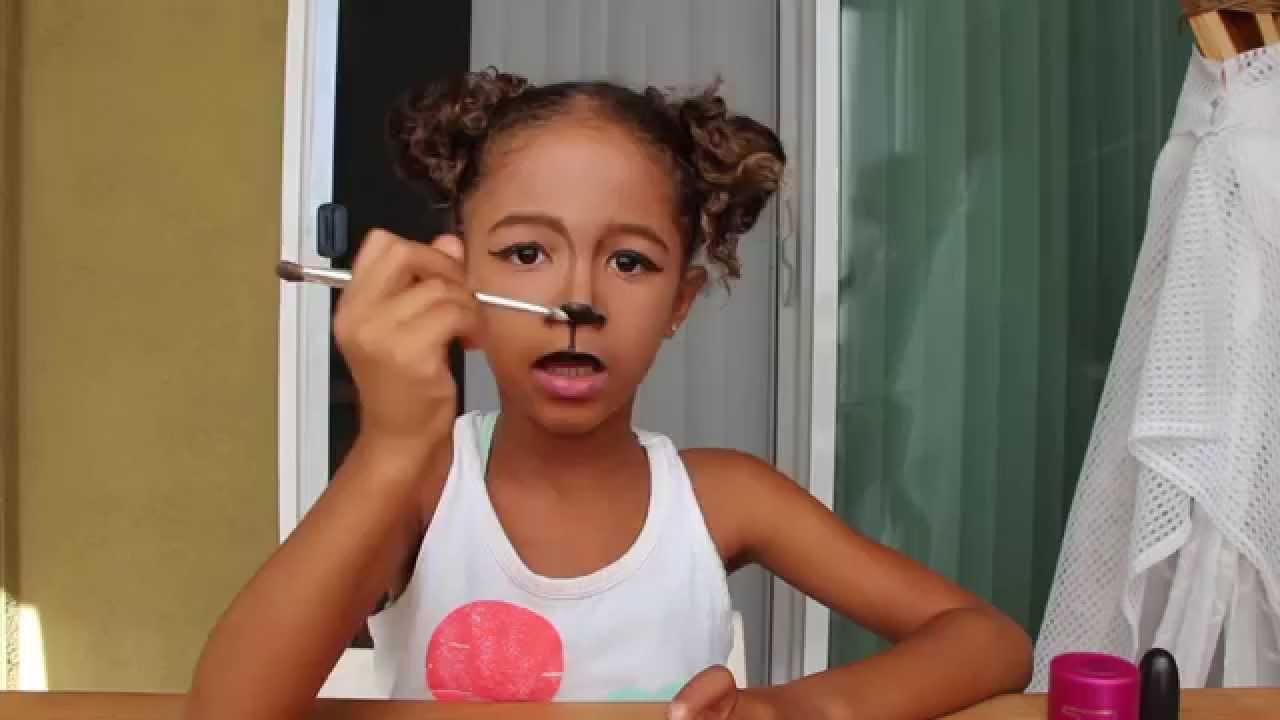 Amirah's First DIY Makeup Tutorial