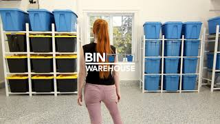 Proslat Bin Warehouse - Tote Storage Commercial