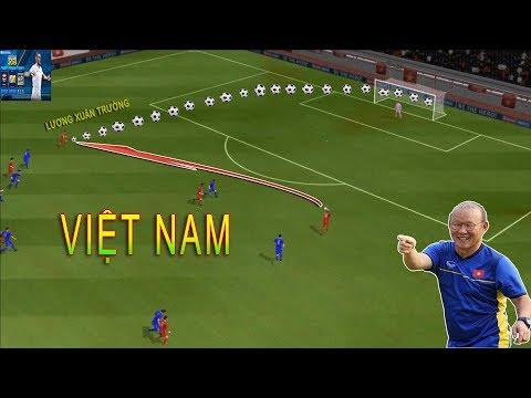 NVK FOOTBALL GAME : Việt Nam Dream League Soccer 2019 - Đá Online #1