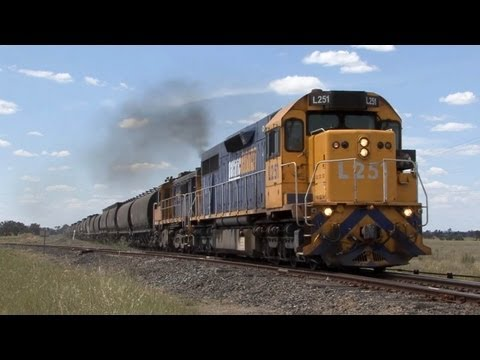 NSW Railways - Main South and Central West: Australian Trains