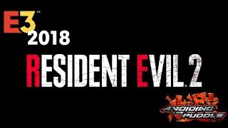 ATP Analysis and Discussion: E3 2018 Resident Evil 2 Remake Trailers