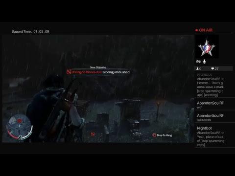 Shadow of war (Click bait warning)