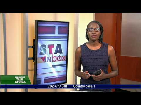 AYEN BIOR SOCIAL MEDIA ZAMBIA & Next Week on Straight Talk AfricaTA