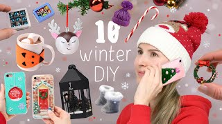 10 Winter Things To Do When You're Bored & Stuck At Home - Diy and Crafts