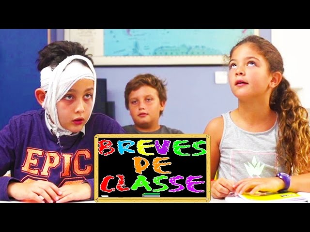 Brèves de Classe #1: Vive la Révolution !   Comédie sur l'Ecole pour les Enfants