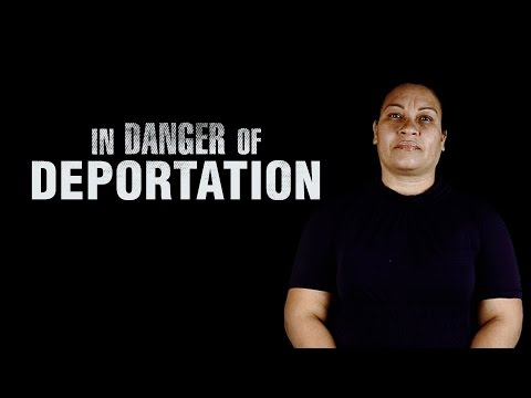 Her deportation was stopped: today she's at risk again (VR/360)