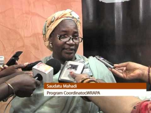 REPORT ON GENDER INEQUALITY IN NIGERIA