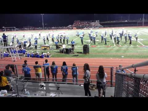 Hightstown High School Marching Band 2016 Show: Pure Imagination