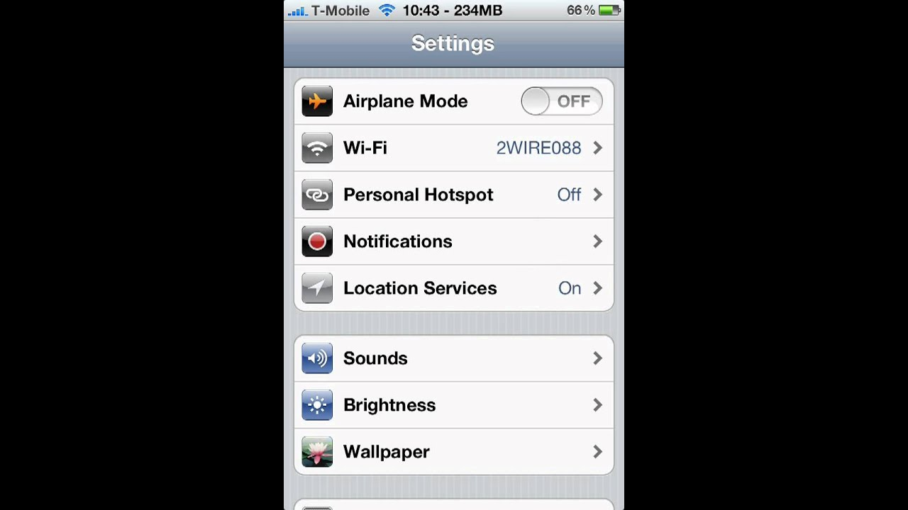 what are carrier settings on an iphone iphone help carrier option 20530