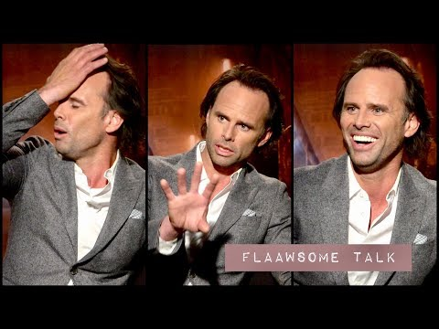 Walton Goggins On Telling His Son 7 How Mean He Is In Movies