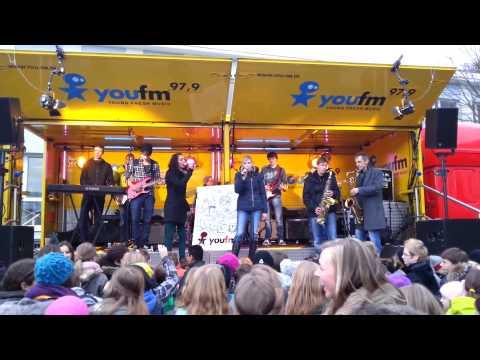 LLG Band gewinnt beim Band Battle 20122013 von YOU FM