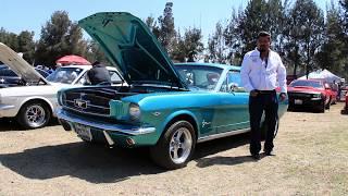 Mustang 65 Hard Top