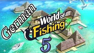 World of Fishing №5 Свиторок, що б не замерз.