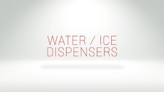 Water and Ice Dispensers