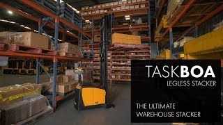 TASK Boa | Legless Stacker - The Ultimate Warehouse Stacker (Australia)