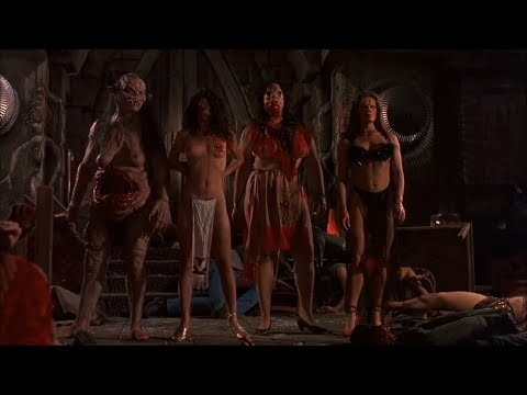 From Dusk Till Dawn - 4 VAMPIRES VS 4 HUMANS