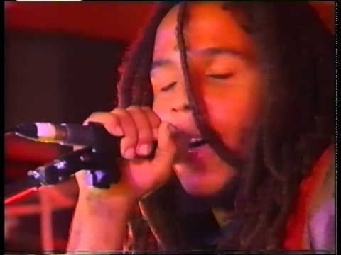 Ziggy Marley and the Melodymakers  -  Black my story [ Live in Jamaica 1991 ]