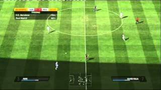 FIFA 11 (PS3) FC BARCELONA vs REAL MADRID