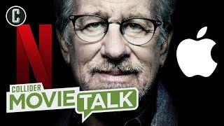 Steven Spielberg Hates Netflix But Loves Apple - Movie Talk