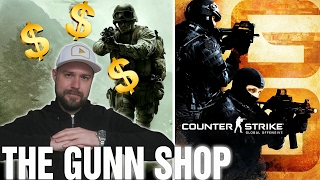 PAY TO WIN CALL OF DUTY ★ COUNTER-STRIKE 1000 YEAR BAN (The GUNN Shop)