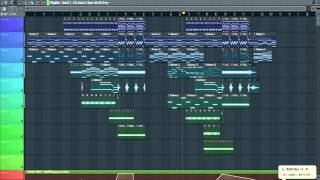 Without You by David Guetta ft. Usher Remake with FL Studio