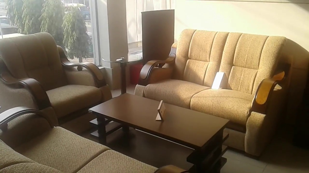 Sofa Set Designs For living room (কাঠের সোফা সেটের দাম ...