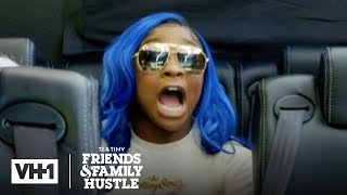 Reginae & Toya Debate Who Was the Coolest in Their Teens | T.I. & Tiny: Friends & Family Hustle