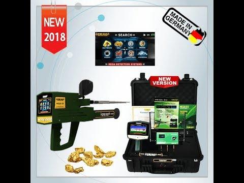 Mega G3   Gold & Metal Detectors - Training Video