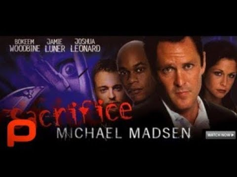 Sacrifice (Full Movie) Crime Thriller, Serial Killer. Michael Madsen