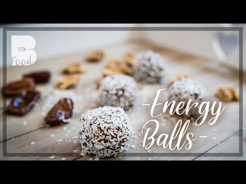 Energy Balls | Gesunder 5 Minuten Snack mit SPECIAL GUEST