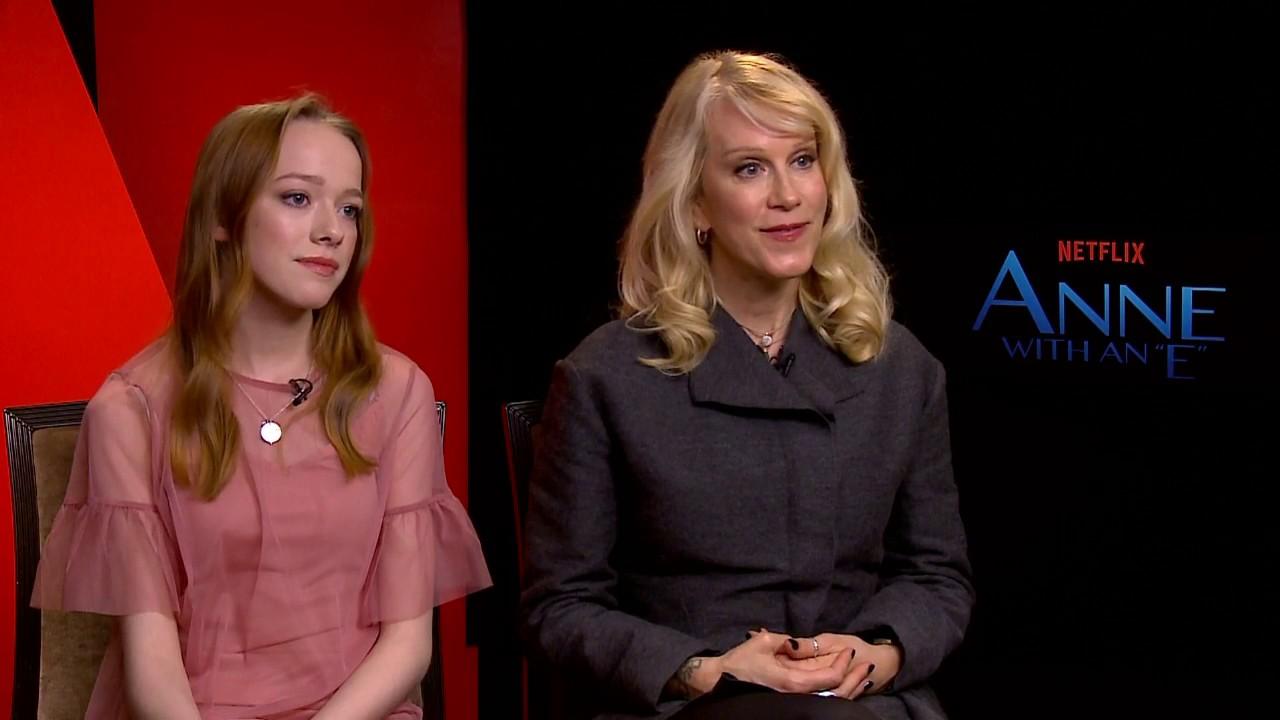 Netflix Anne With An E Amy Beth Mcnulty Moira Walley Beckett