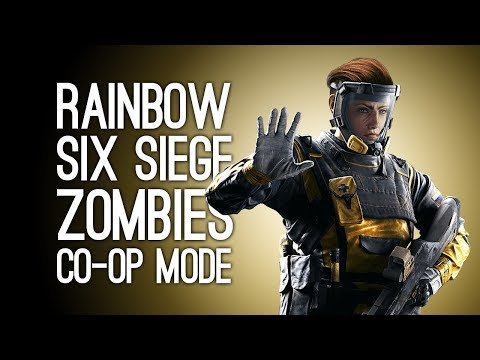 Rainbow 6 Siege Zombies Gameplay - Let's Play Rainbow Six Siege Outbreak